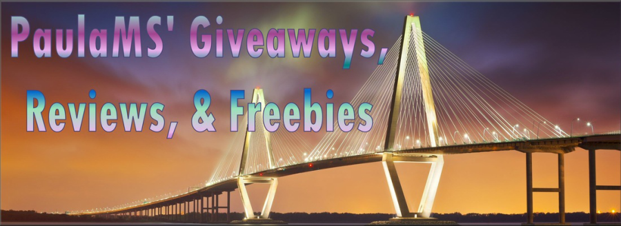 PaulaMS' Giveaways, Reviews, and Freebies