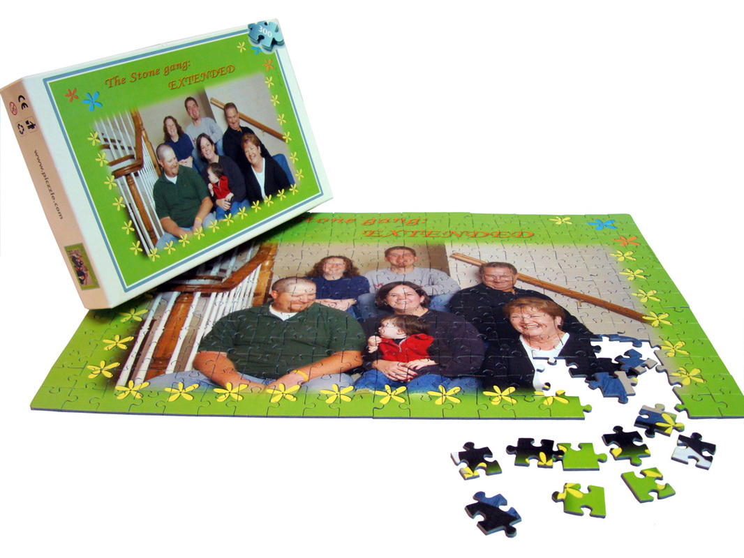 Piczzle - Your special puzzle with your own photo #Review and #Giveaway ends 1/6/14 #SCRF